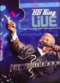 Cover B.B. King - Live [DVD]